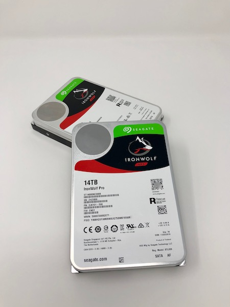 seagate IronWolf 14To - Test Seagate IronWolf Pro 14 To