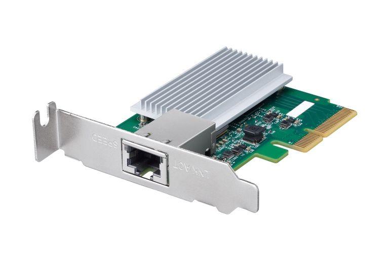 Buffalo lgy pcie mg 768x513 - Buffalo dévoile sa carte réseau PCIe 10 GbE