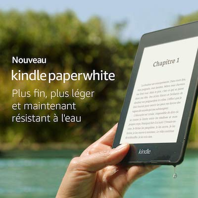 Kindle paper white - Black Friday Week 2018... ça continue ! [jour 4]