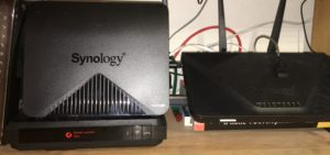MR2200AC Livebox RT2600AC 300x141 - Synology MR2200ac - Prise en main du Mesh Router