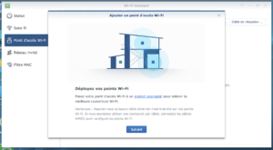 MR2200AC Wifi Ajout02 300x165 - Synology MR2200ac - Prise en main du Mesh Router