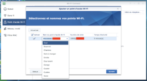 MR2200AC Wifi Ajout05 300x166 - Synology MR2200ac - Prise en main du Mesh Router