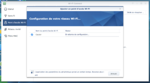 MR2200AC Wifi Ajout06 300x166 - Synology MR2200ac - Prise en main du Mesh Router