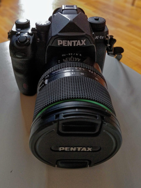 PENTAX k 1ii - Test du PENTAX K-1 II