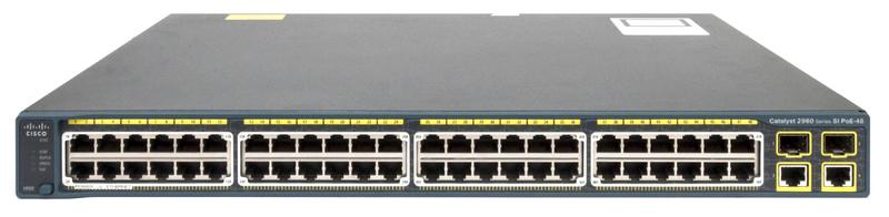 WS C2960 48PST S V04 - Switch Cisco & borne Ubiquiti qui redémarre toute seule... la solution