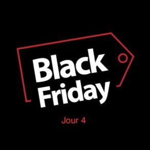 black friday jour4 293x293 - Black Friday Week 2018... ça continue ! [jour 4]