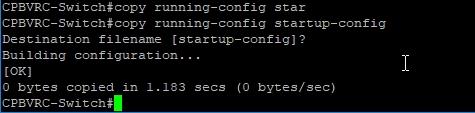 cisco et ubiquiti 8 - Switch Cisco & borne Ubiquiti qui redémarre toute seule... la solution
