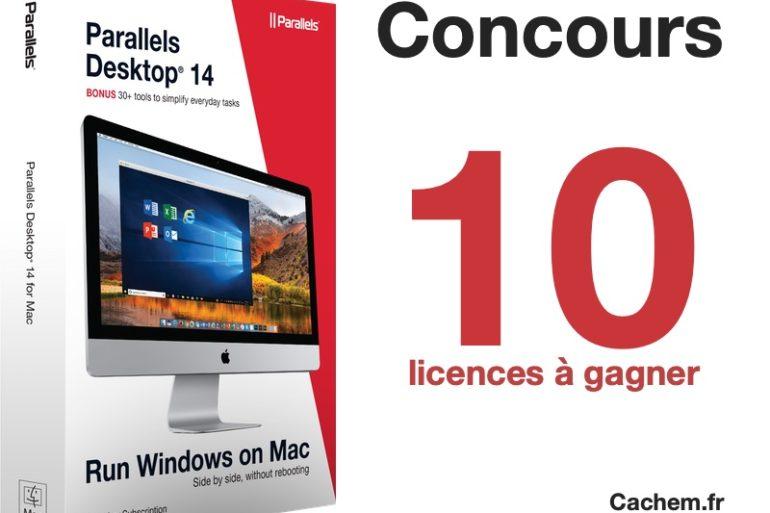 concours parallels 770x513 - Concours Parallels Desktop 14 [Partenariat]