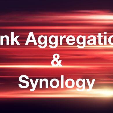 link aggregation Synology 390x390 - Agrégation de liens et NAS Synology