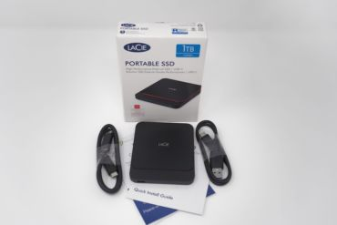 LaCie SSD 370x247 - Test LaCie Portable SSD 1To