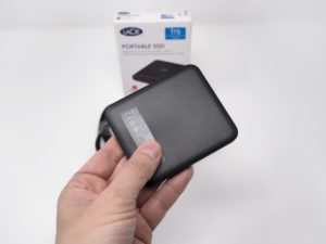 LaCie SSD Portable 300x225 - Test LaCie Portable SSD 1To
