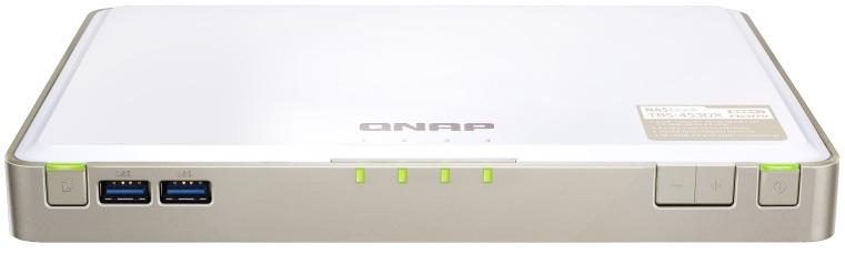 QNAP TBS 453DX - NAS - QNAP TBS-453DX est annoncé