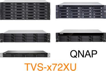 QNAP TVS x72XU 370x247 - QNAP annonce la sortie de la série NAS TVS-x72XU