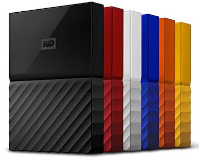 WD My Passport - Black Friday - les meilleures promotions !