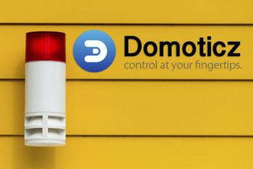 miniature 370x247 - Créer une alarme avec Domoticz (Partie 2 : Paramétrage)