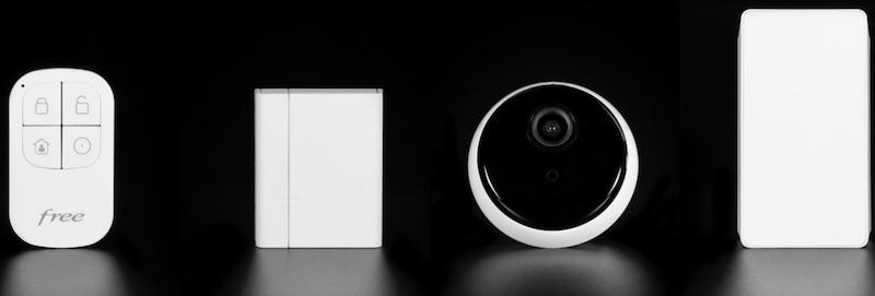 pack securite free - Freebox : Fibre 10 Gbit/s, NAS, Netflix, Devialet, Somfy...