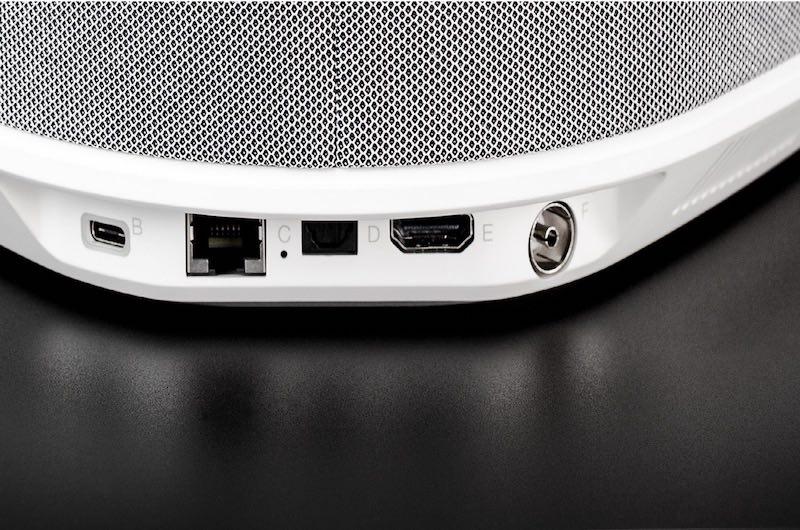 player Devialet - Freebox : Fibre 10 Gbit/s, NAS, Netflix, Devialet, Somfy...