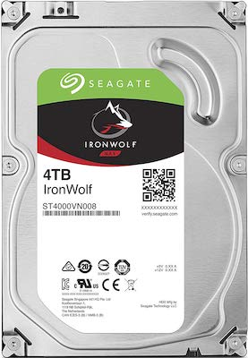 seagate IronWolf - Noël Geek - Idées pour le Stockage...