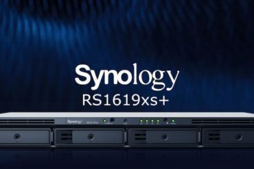 synology rs1619xsplus 370x247 - NAS Synology RS1619xs+... haute performance ?
