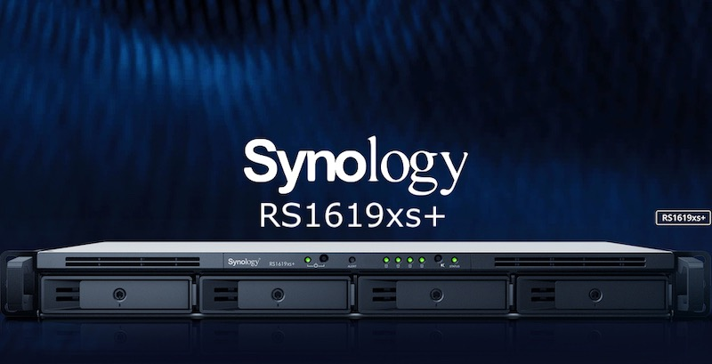 synology rs1619xsplus - NAS Synology RS1619xs+... haute performance ?