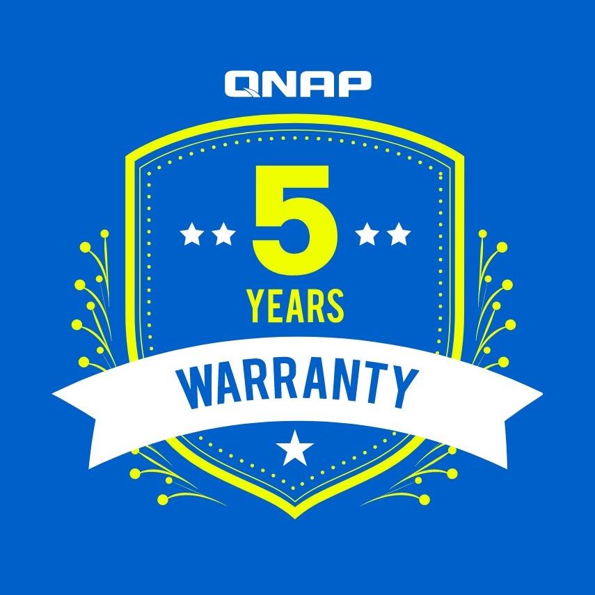 5 ans - QNAP se lance dans l'extension de garantie pour les NAS