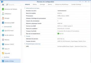 DS918plus 4 avant 300x209 - 16Go de RAM dans un NAS Synology DS918+ : Oui c'est possible...