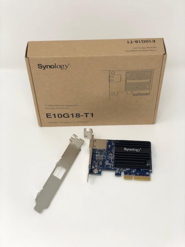 E10G18 T1 - Synology E10G18-T1