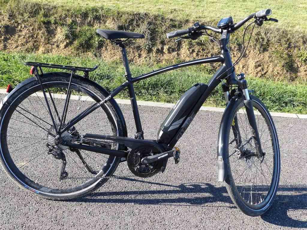 Gitane e VERSO - Test du vélo Gitane e-VERSO