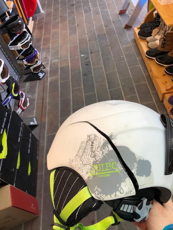 casque ski - Édito du 23 janvier 2019