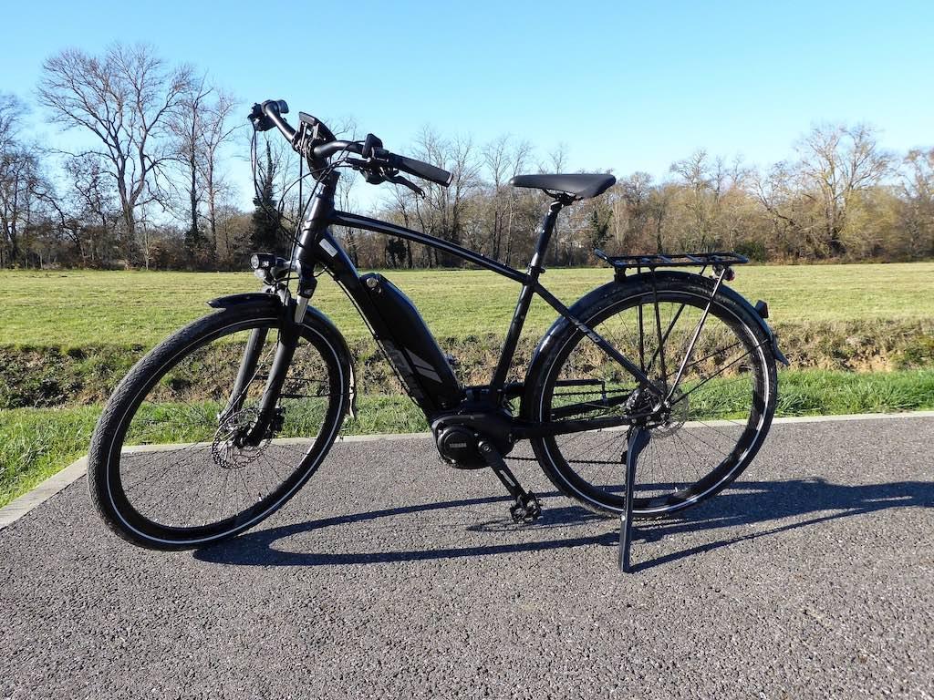 test Gitane e VERSO - Test du vélo Gitane e-VERSO