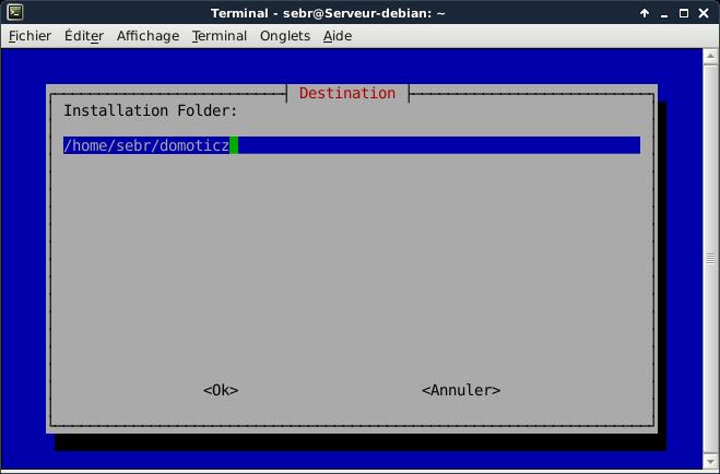 Domoticz install debian 6 - Installer Domoticz sur Debian 8 (Jessie)