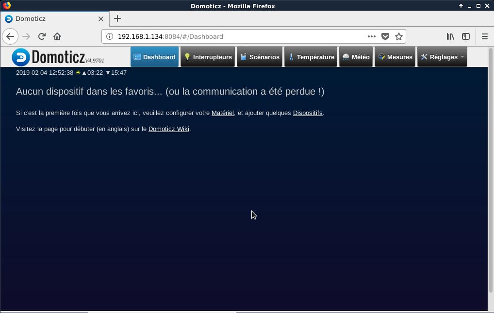 Domoticz install debian 8 - Installer Domoticz sur Debian 8 (Jessie)