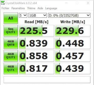 RAID5 SOFT QNAP Crystal 300x270 - Test du QNAP TR-004
