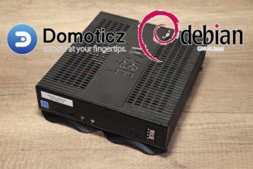 miniature debian 370x247 - Installer Domoticz sur Debian 8 (Jessie)