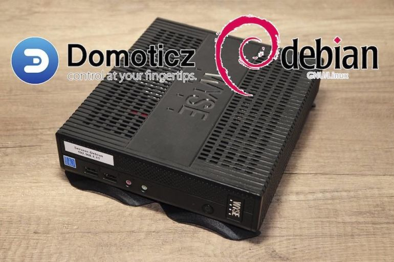 miniature debian 770x513 - Installer Domoticz sur Debian 8 (Jessie)