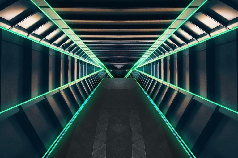 tunnel 770x513 - NAS Synology connecté à un VPN et accès à distance