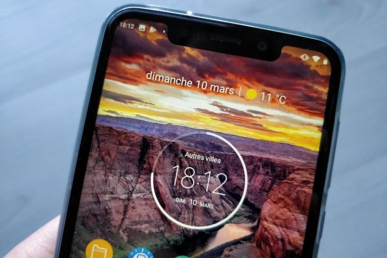 Motorola Android One 770x513 - Test du smartphone Motorola One/Android One
