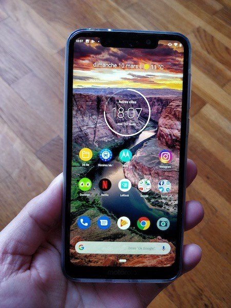 Motorola One Android - Test du smartphone Motorola One/Android One