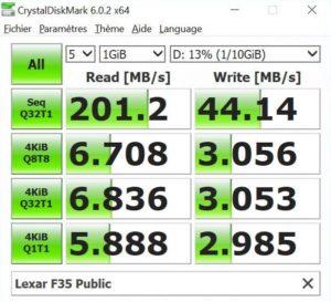 Public crytal 300x273 - Test de la clé USB Lexar FingerPrint F35 32Go