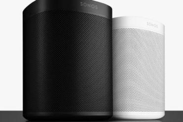 SONOS one 370x247 - Test de l'enceinte Sonos One (Gen 2)