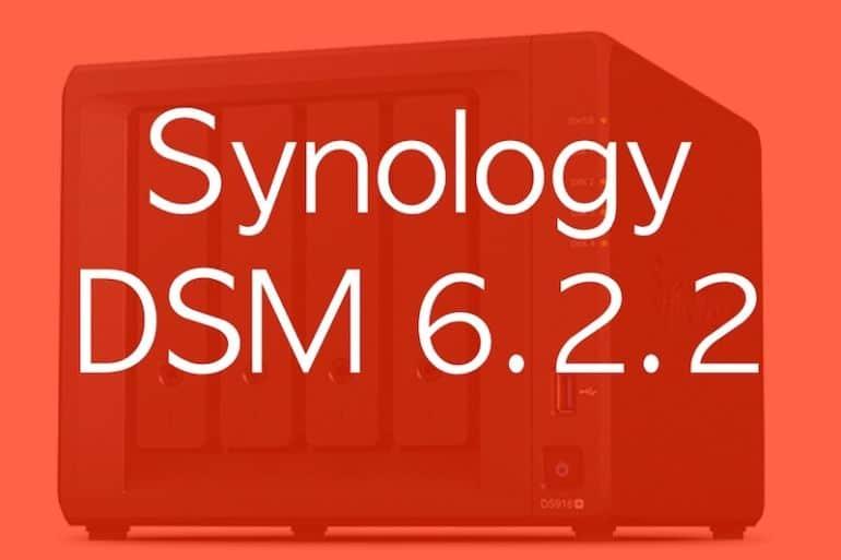 Synology DSM 622 770x513 - NAS - Synology DSM 6.2.2 est disponible pour tous...