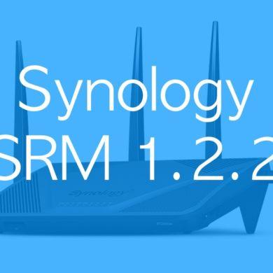 Synology SRM 122 390x390 - Routeur - Synology SRM 1.2.2 est disponible en téléchargement...