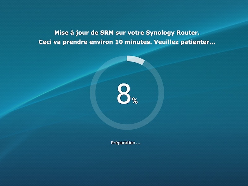 maj - Routeurs : Synology SRM 1.2.4