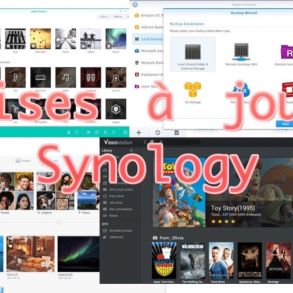 mises jour synology 293x293 - NAS Synology - Mise à jour des applications / packages