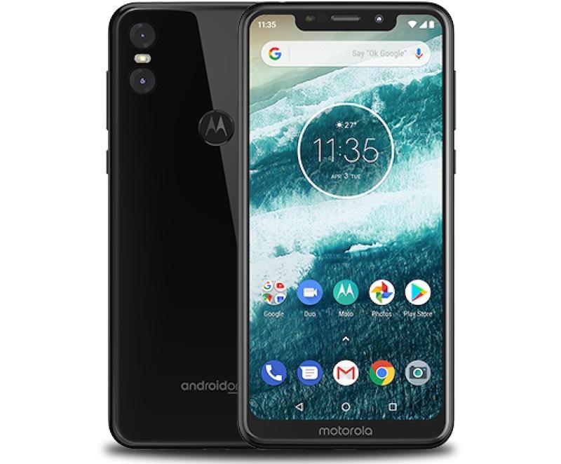 motorola one - Test du smartphone Motorola One/Android One