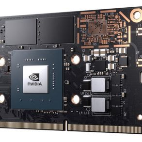 nvidia jetson nano 293x293 - Nvidia Jetson Nano à 99$ (petit mais costaud)