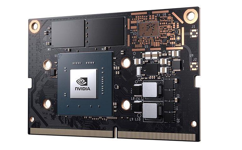 nvidia jetson nano 770x478 - Nvidia Jetson Nano à 99$ (petit mais costaud)