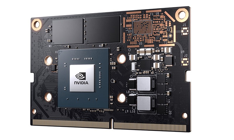 nvidia jetson nano - Nvidia Jetson Nano à 99$ (petit mais costaud)