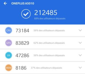 oneplus5T 300x260 - Test du smartphone Motorola One/Android One
