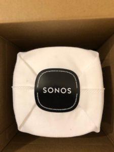 sonos One emballage 225x300 - Test de l'enceinte Sonos One (Gen 2)